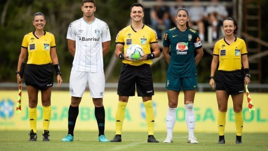KADETI GREMIJA PRESLIŠALI A REPREZENTACIJU BRAZILA: Možda će selekcija bolje proći protiv ženskog tima?