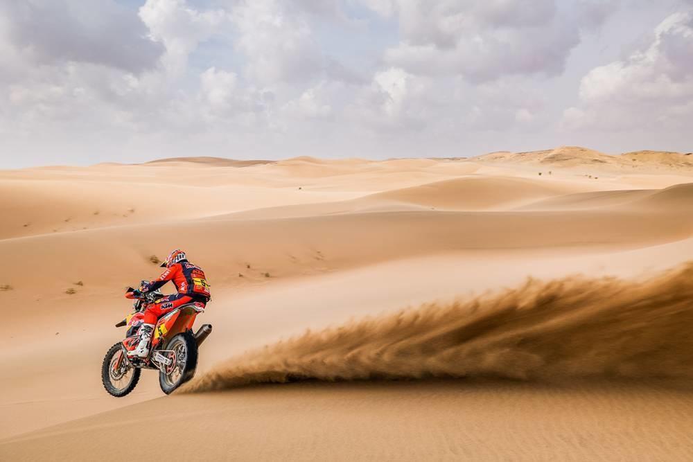 Dakar reli etapa 11: Uzbuđenje u trci motociklista dostiglo vrhunac! (FOTO i VIDEO)