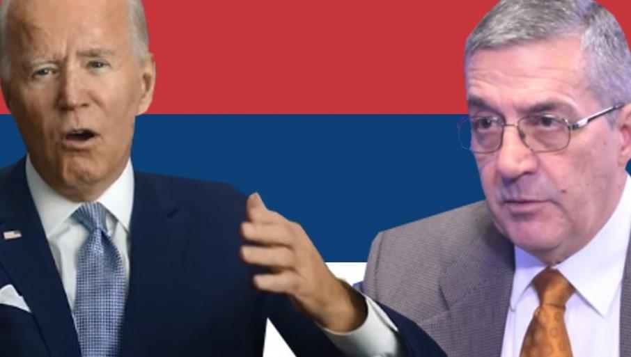 """BAJDEN SPREMA """"RAČAK 2""""? Srđa Trifković upozorava da novi američki udar na Srbe neće biti na Kosovu!"""