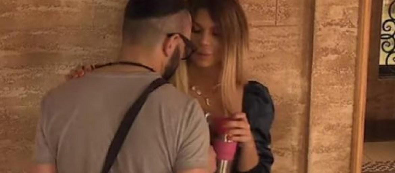 (VIDEO) PRIBIO JE UZA ZID, PA NAVALIO NA NJU! Alkohol je učinio svoje: Nina Prlja i OVAJ učesnik se prepustili STRASTIMA!