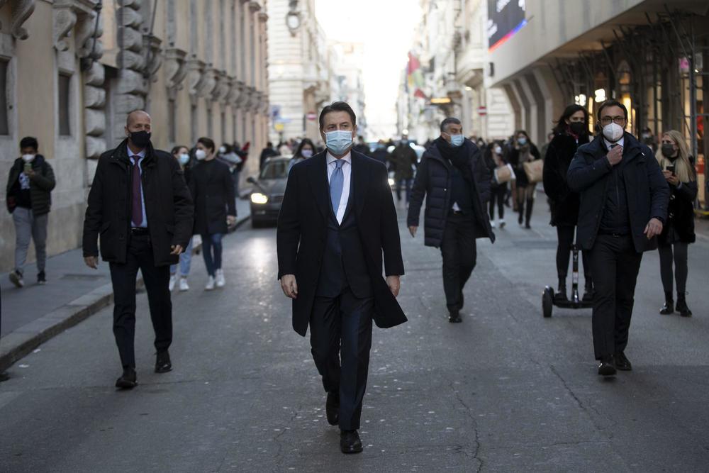 KONTE ODBIO DA PODNESE OSTAVKU: U Italiji vlada politički haos, a premijer želi svim snagama da ostane na funkciji
