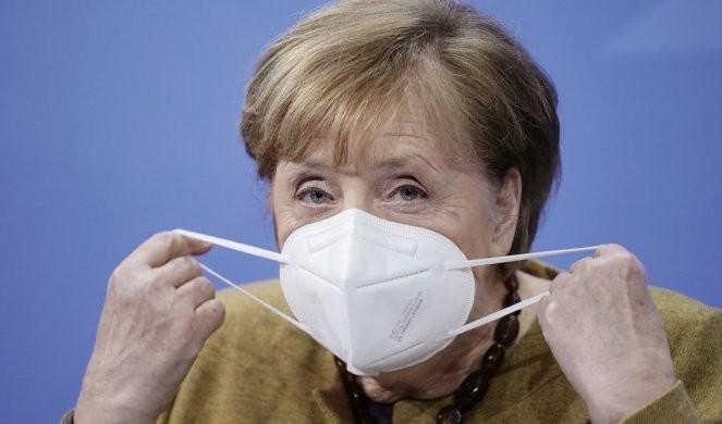 MERKELOVA UVODI POTPUNO ZATVARANJE! Nemačka u haosu, korona obara rekorde