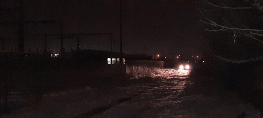 Pola Leskovca bez struje nakon snaznog praska u trafo stanici