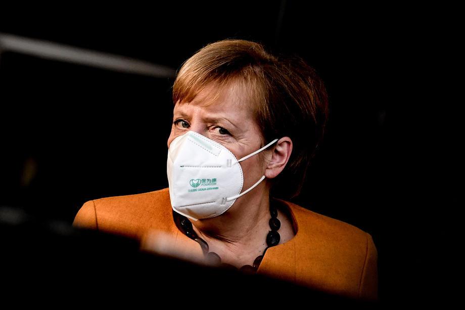 Nemačka pred HAOSOM: Merkelova najavila najstrožiji LOKDAUN do sada, drugačije ne može!