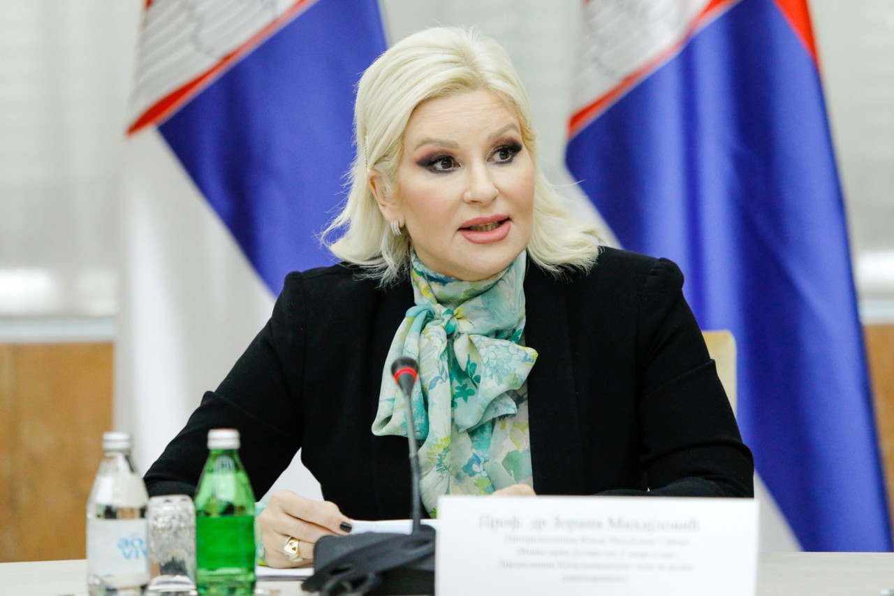 Mihajlović: Srbija želi gas iz različitih država, a ne samo iz Rusije
