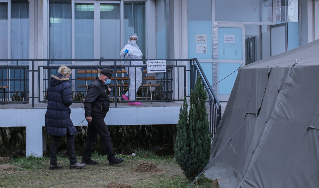 Korona virus potvrđen kod još 56 Kragujevčana