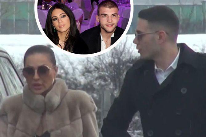 Ceca upoznala Anastasiju i Veljka sa novim dečkom Bogdanom, a ovo su svi detalji