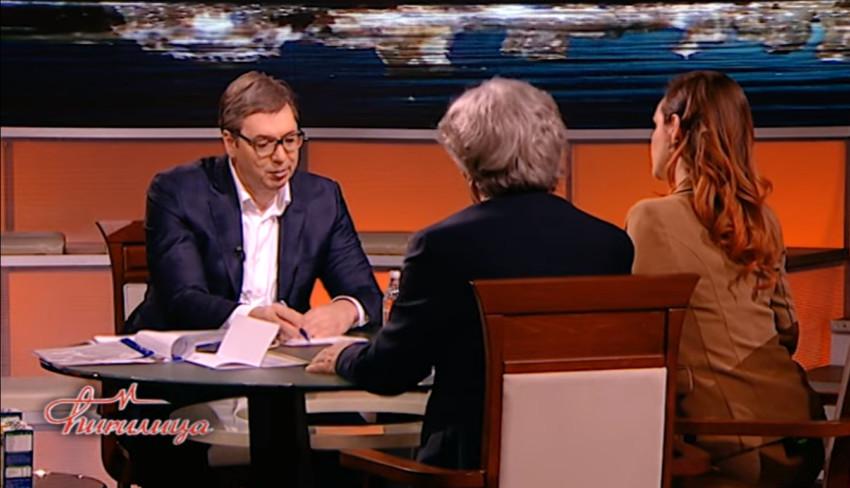 Vučić potvrdio da će Srbija Rio Tintu prepustiti rezerve litijuma za tepsiju ribe