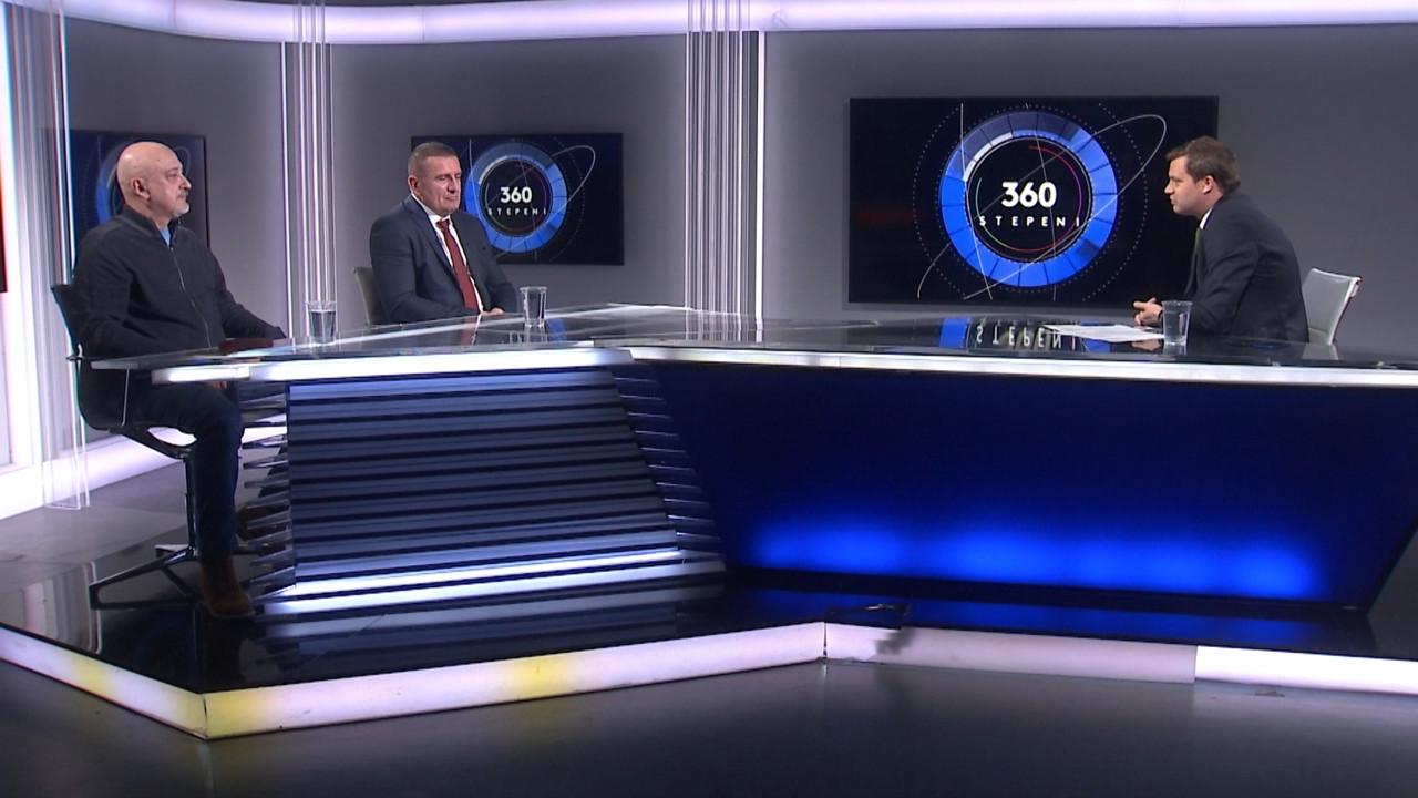 360 stepeni: Rade Panić i Dejan Žujović o lekarima preminulim od kovida