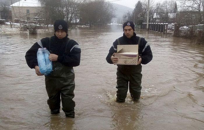 PKS izdvojila deset miliona dinara za građane pogođene poplavama na jugu Srbije