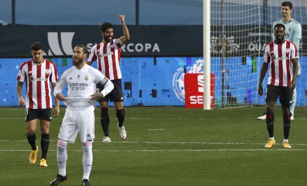 VIŠE NI VAR NE VOLI REAL, A KAMO LI SREĆA! Bilbao ide u finale Superkupa protiv Barselone! (VIDEO)