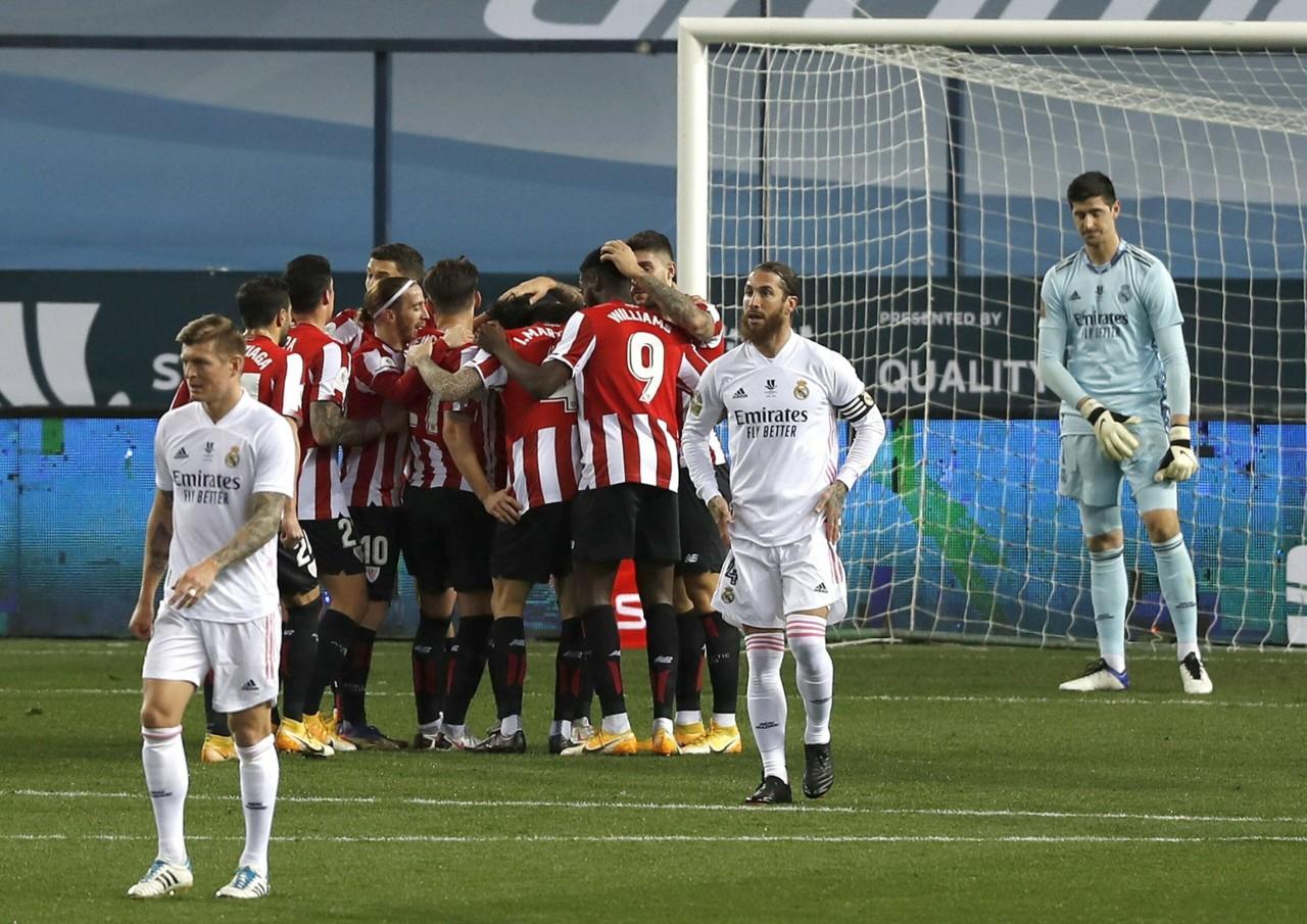 """Nema ,,El klasika"""" u Superkupu Španije: Bilbao eliminisao Real [VIDEO]"""
