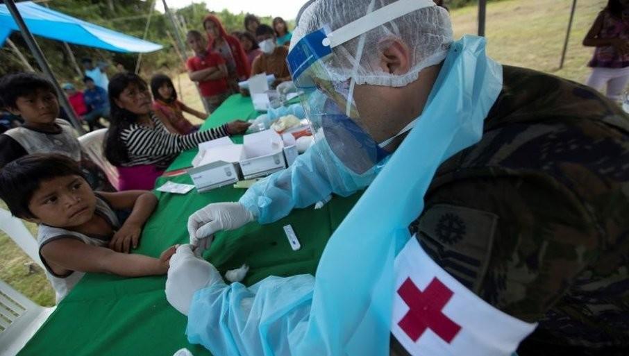 MI SMO POPUT ZEMLjE KOJA JE IZGUBILA RAT: Brazil u paklu korone, celo bolničko krilo pacijenata umrlo zbog nestašice kiseonika