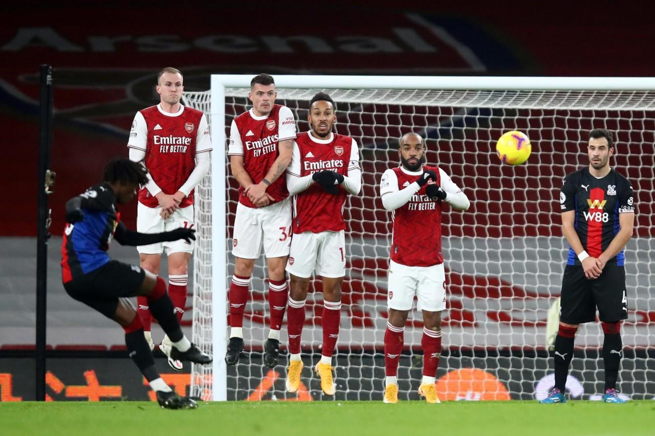 MILIVOJEVIĆ I KRISTAL PALAS DOŠLI DO BODA: Arsenal prekinuo seriju pobeda, bez golova na 'Emiratima'