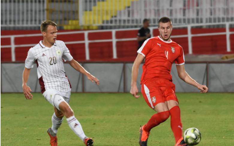 STRAHINJA PAVLOVIĆ U TIMU KOLA: Bivši igrač Partizana sjajan u Belgiji!