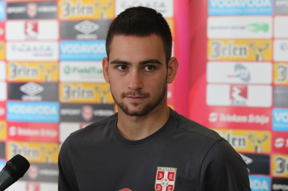 Fudbaler iz Niša, Andrija Živković, uplatio ceo iznos za lečenje male Lane