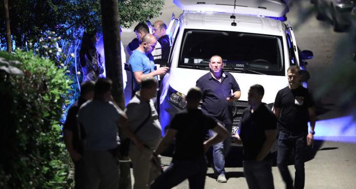 Код Загреба пронађен мртав војник