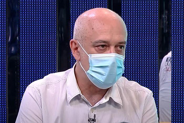 Panić: Lončar da se ne pravi glup i da nas ne pravi glupima - umrlo je 118 medicinara