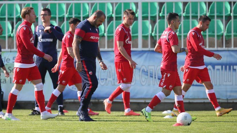 Dejan Stanković o talentima iz Zvezdine škole: Kad uđu u prvi tim trebalo bi da budu nosioci