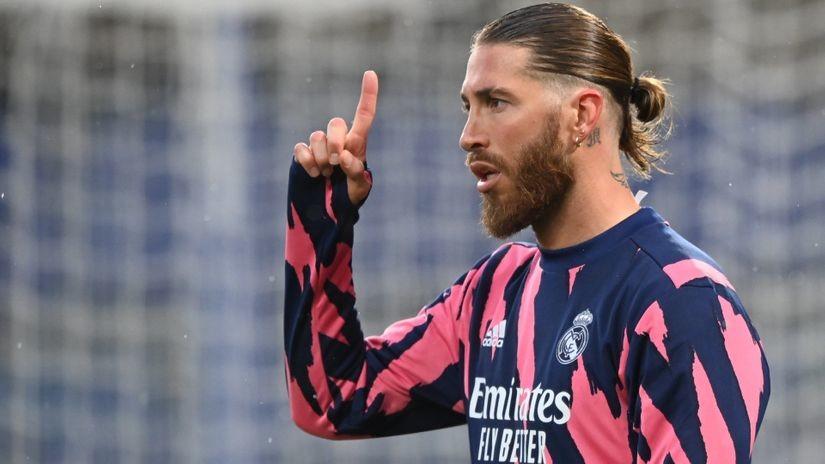 """Ramos promenio stav: Hoće da ostane u Realu, čeka se poziv u """"minut do 12"""""""