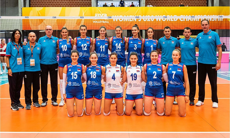 Mlade odbojkašice Srbije vicešampionke sveta, Čačanka kapiten