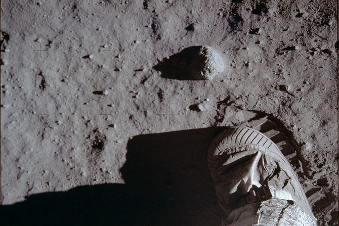 Kako je moguće da otisci stopala na Mesecu stoje netaknuti već 52 godine?