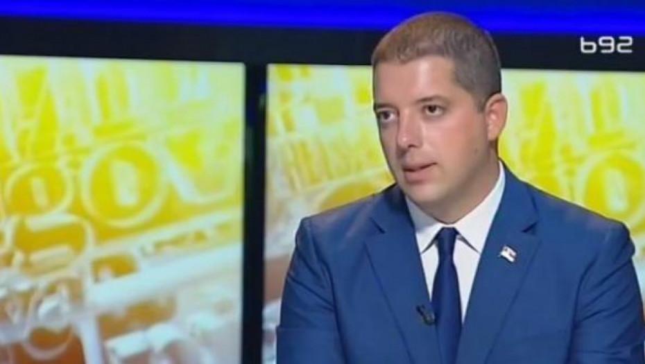 "ĐURIĆ ""Vučić je upalio svetlo"""