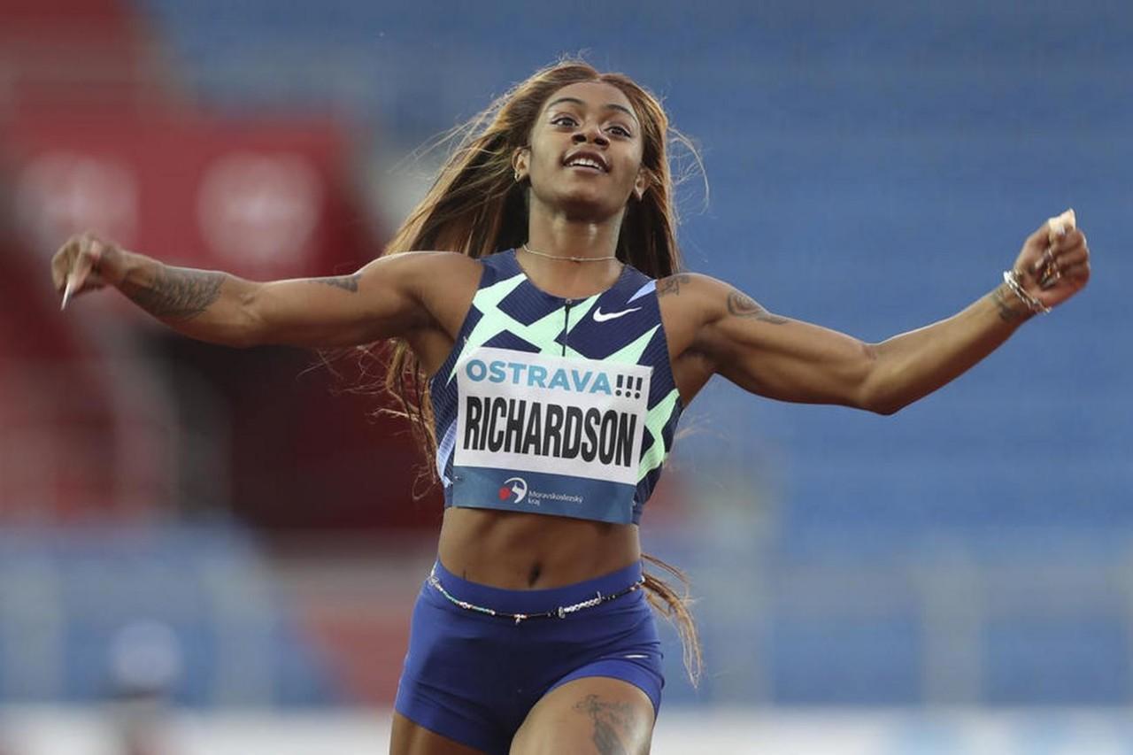 SVE TO ZBOG SLUČAJA ŠAKARI RIČARDSON Svetska Antidoping agencija preispituje zabranu upotrebe kanabisa