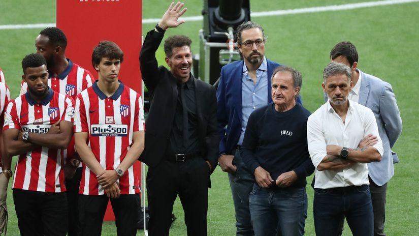 Simeone: Osvojiti Primeru je teže od Lige šampiona, ipak nismo iznad Reala i Barse