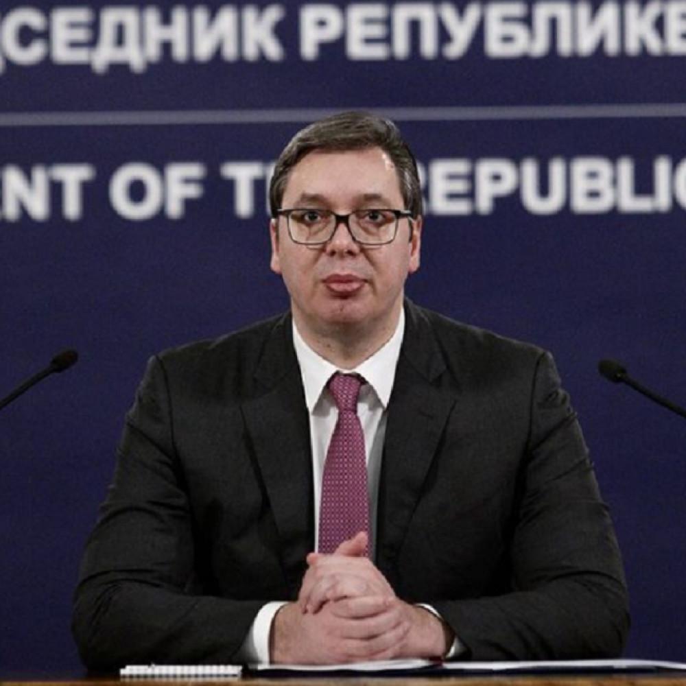 Vučić sa predstavnicima Srba sa Kosova i Metohije
