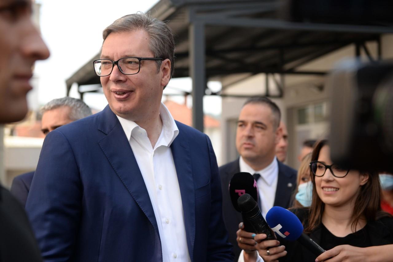 Vučić o pravima na Premijer ligu: Propao biznis i sad sam im ja kriv