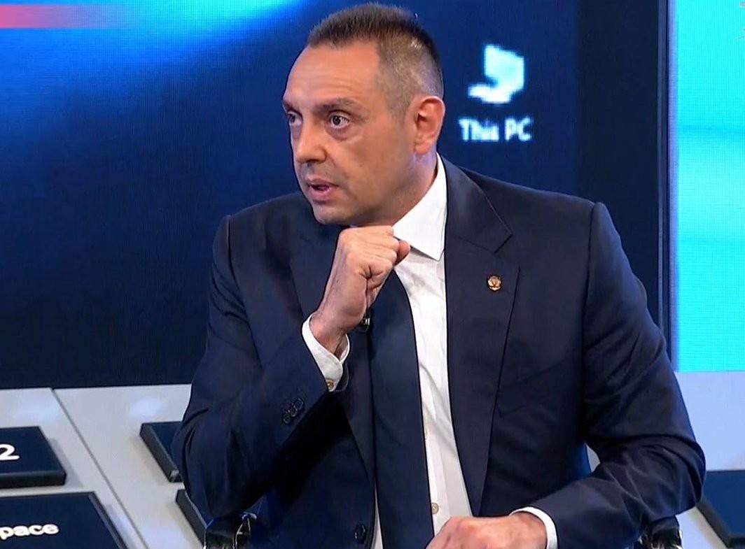 """Vulin o klanu Velje Nevolje: """"Te ubice su spremne na sve, plan im je da lažima bace ljagu na Vučića"""""""