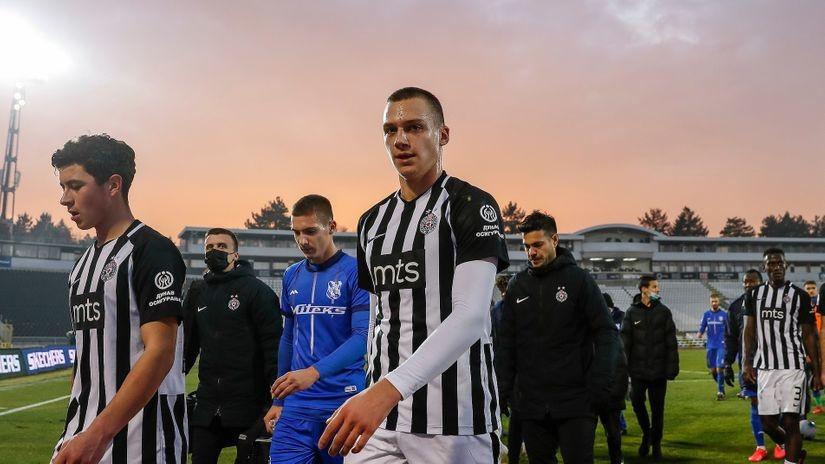 Partizan pušta Nikolu Štulića na pozajmicu, šansa Samedu Baždaru i Marku Milovanoviću