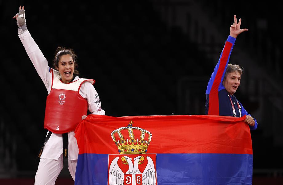 NIJE KRAJ?! Milica izjavom nakon osvojenog zlata podigla celu Srbiju na noge!
