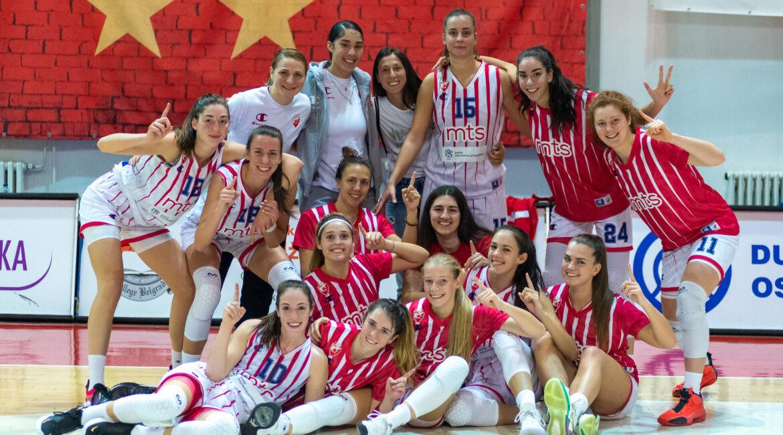 Košarkašice Crvene zvezde u četvrtak igraju prvi meč Evrokupa