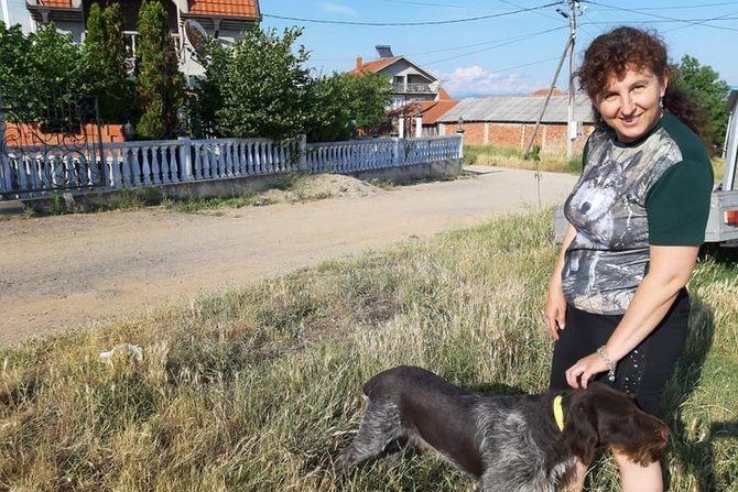 Stanče je jedina žena lovac u Vranju: Išla u hajku na vukove, prvi put pušku uzela sa 14