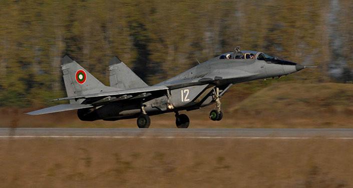 Бугарски медији: Пронађен прслук пилота срушеног МиГ-29