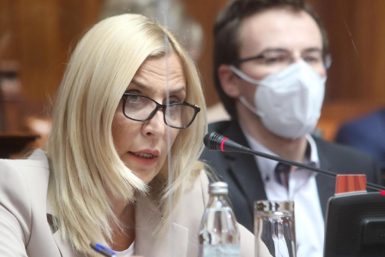 Ministarka pravde: Preispitati odgovornost sudije u slučaju nesreće na Karaburmi