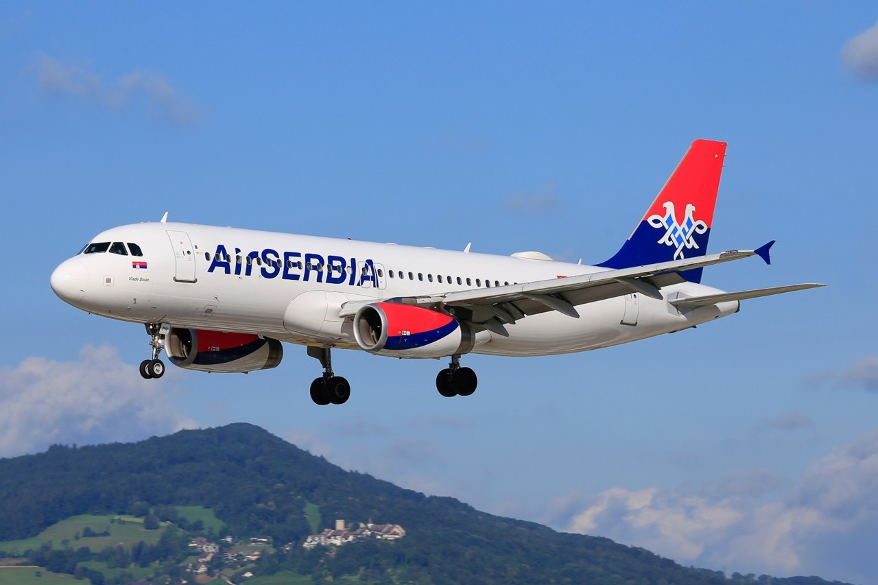 Air Serbia to resume flights between Serbia and Spain