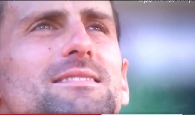 DA SE NAJEŽIŠ! GRMI BOŽE PRAVDE U PARIZU zbog kralja tenisa Novaka Đokovića! /video/