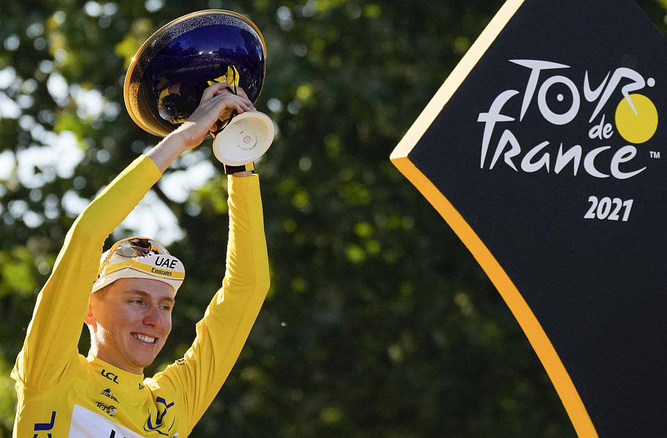 Tadej Pogačar odbranio trofej na Tur d'Fransu
