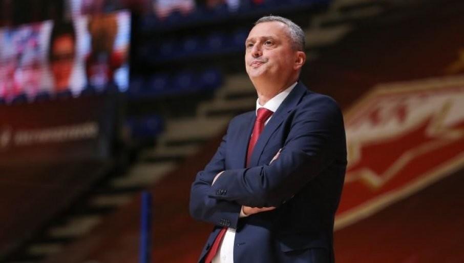 RADONJIĆ POSLE PORAZA: Nemam mnogo toga da prigovorim svojim igračima, nadam se povratku odsutnih košarkaša
