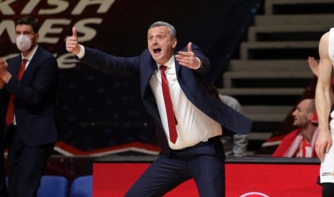 SVE MU JE JASNO! Radonjić surovo iskren posle poraza od Žalgirisa