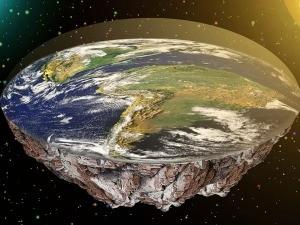 Мрачна тетрада, Земља као равна плоча и теорије завере - веза за истраживање