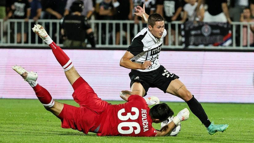 Danilo Pantić ne ide na Kipar