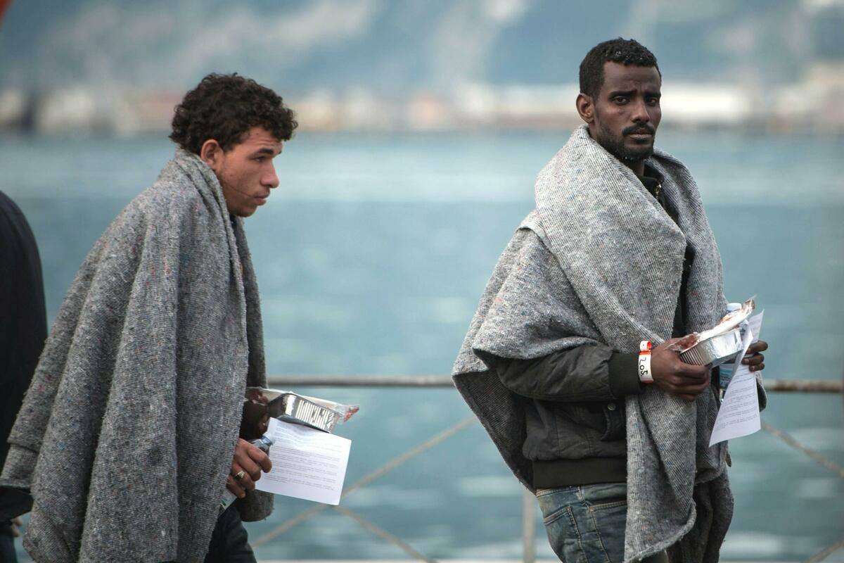FRANCUSKA OBALSKA STRAŽA: Spašen veliki broj migranata