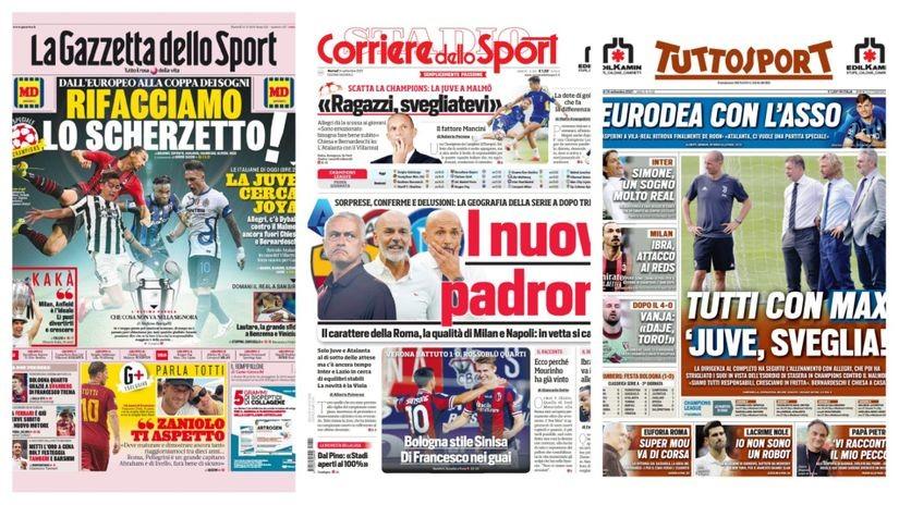 Buongiorno Italia: Italijani kreću na Ligu šampiona sanjajući bis Evropskog prvenstva