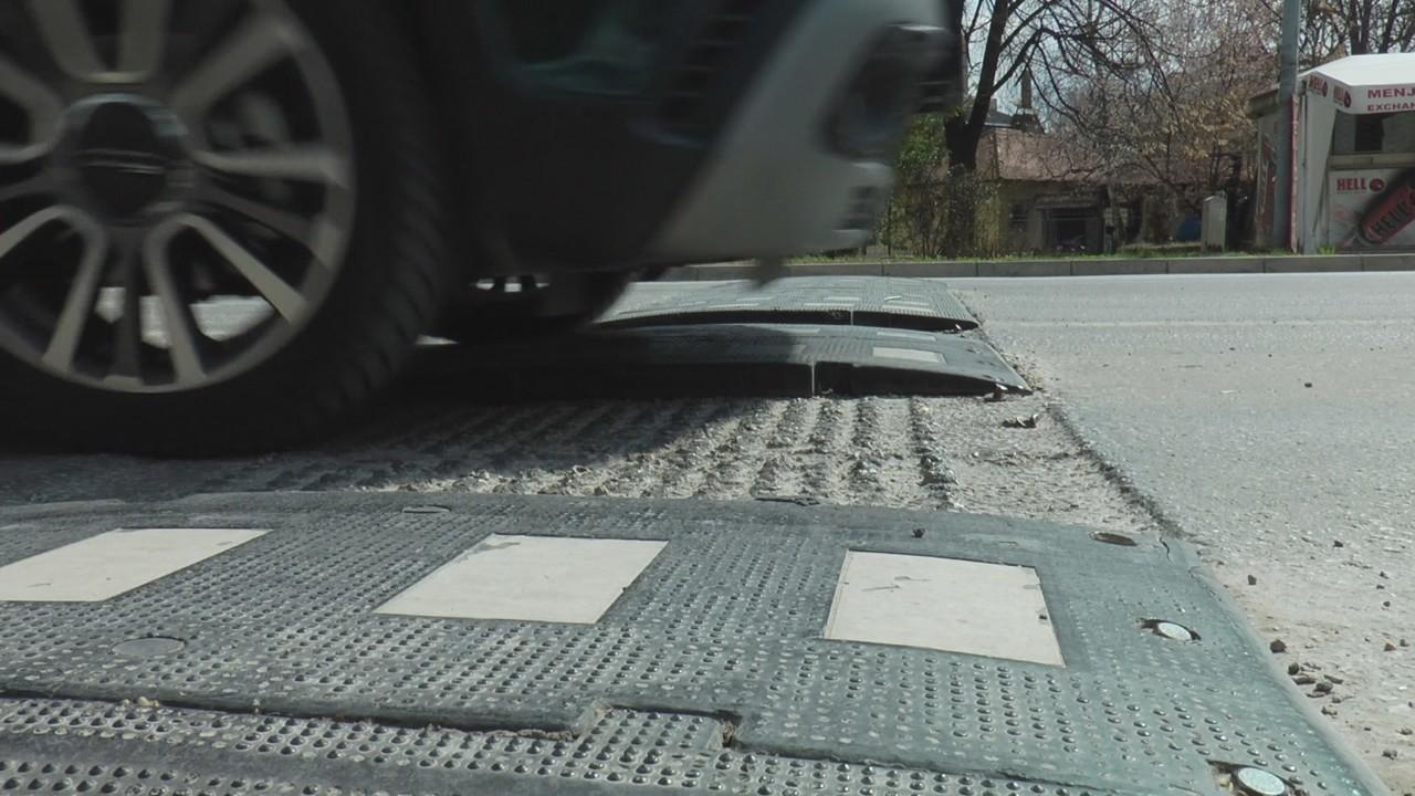 """Од понедељка креће постављање """"лежећих полицајаца"""" на неколико локација у Чачку"""