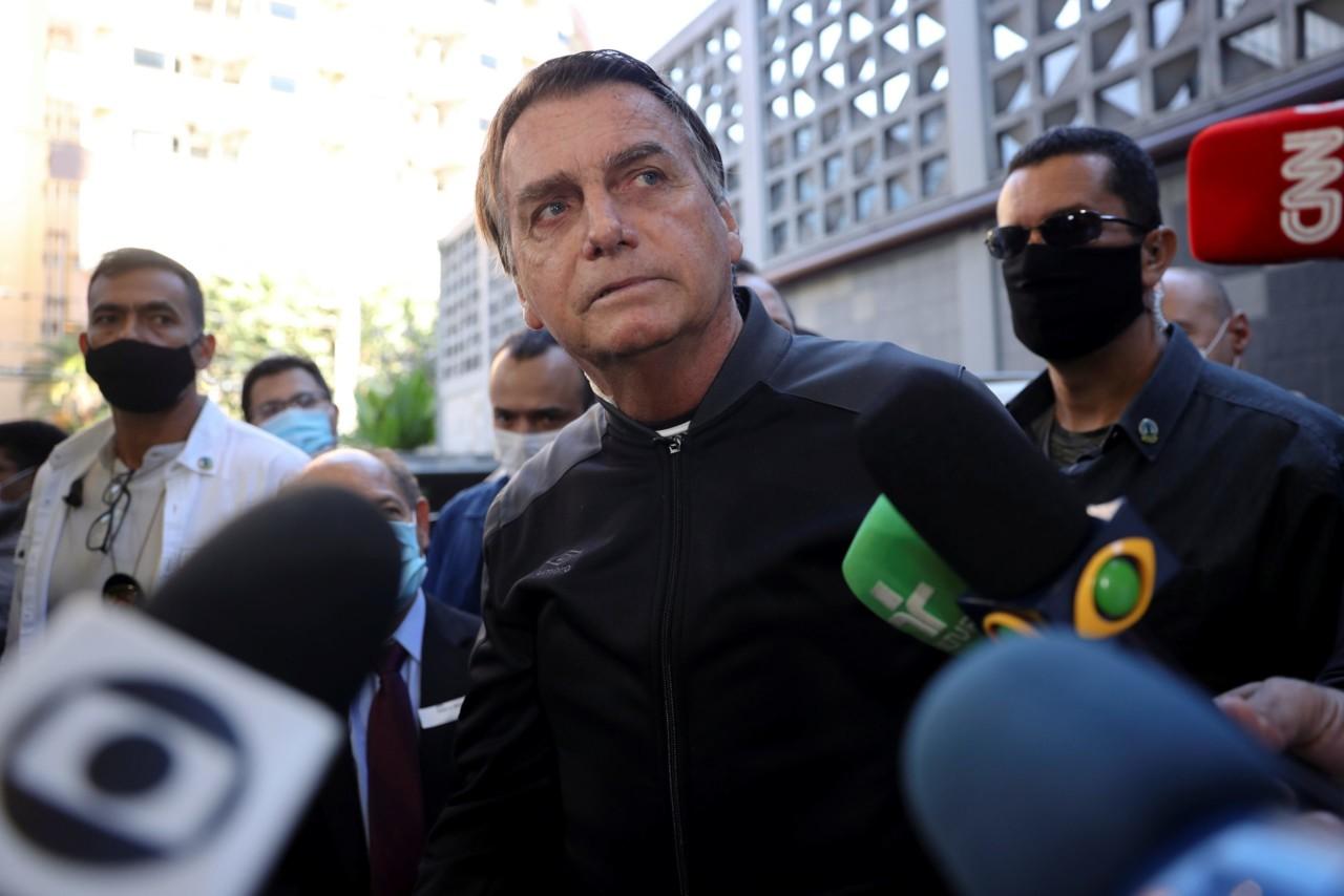 Brazilski predsednik Bolsonaro izašao iz bolnice