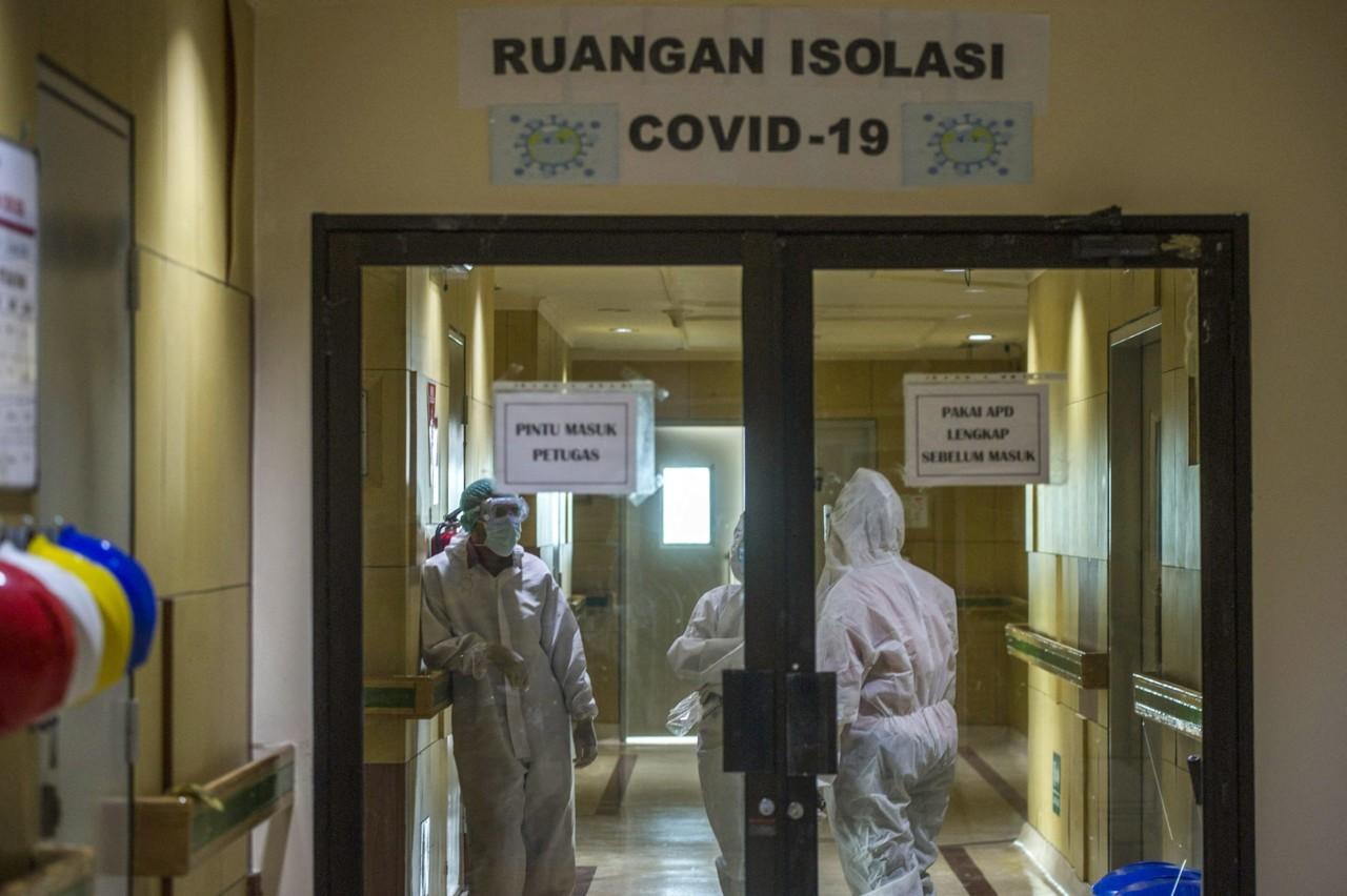 U Indoneziji u prvoj polovini jula nagli porast broja umrlih lekara od kovida